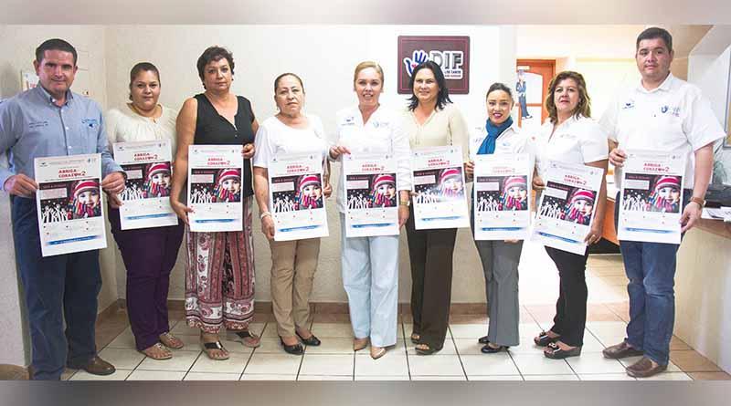"""Inicia DIF Los Cabos campaña """"abriga un corazón"""" en su segunda edición"""