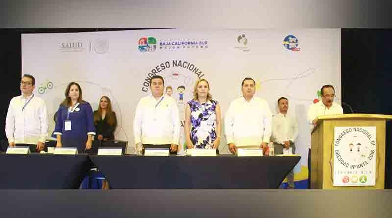 Celebran congreso nacional de obesidad infantil 2016