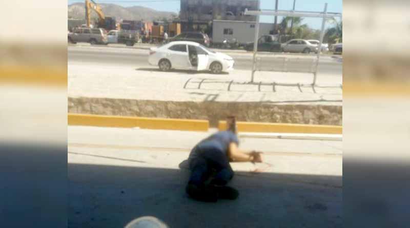 Confirma PGJE dos muertos y una herida por balacera en Guaymitas