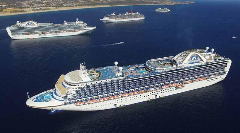 Cuádruple arribo de cruceros deja fuerte derrama económica en Los Cabos: Directora Municipal de Turismo