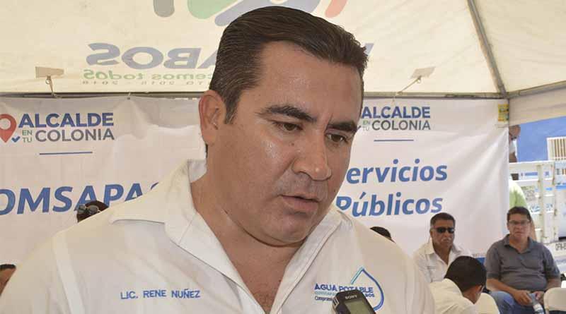 Tomas clandestinas, ilegalidad y negocio que será erradicado: René Núñez
