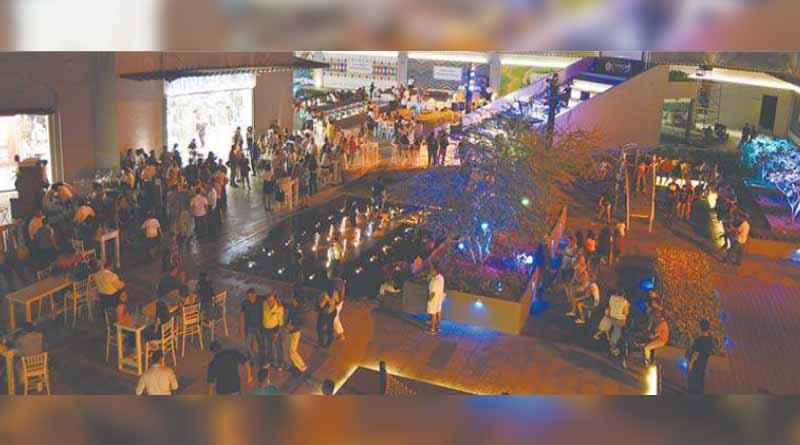 Inauguran segundo piso de la Plaza Puerto Paraíso