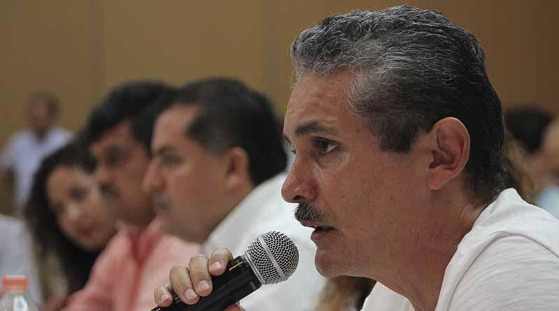 Con la suma de todos se atenderán los problemas en materia de seguridad: Julio Castillo
