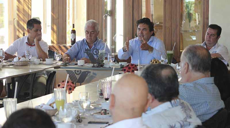 Iniciará en este mes la construcción de la alberca olímpica en el desarrollo Don Koll con inversión de 35 mdp: Álvaro Ramírez