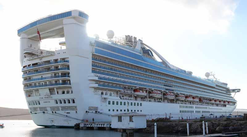 La Paz y Loreto preparados para recibir al crucero STAR PRINCESS