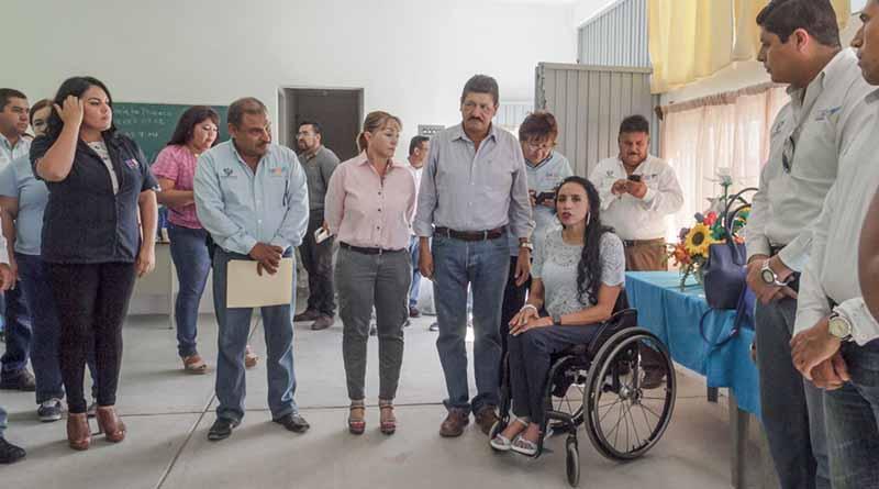 Ayuntamiento de La Paz fortalece acciones de inclusión para personas con discapacidad