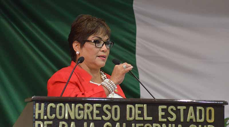 Se trabajará en el Sistema Anticorrupción en BCS: Dip. Ramírez Gutiérrez