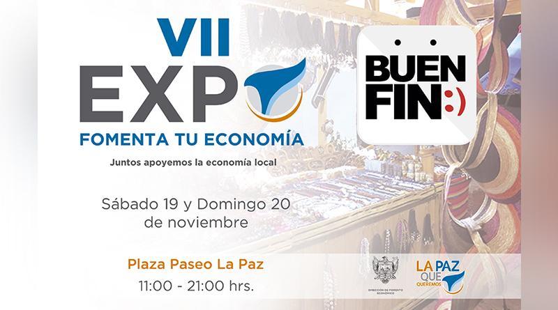 """Todo listo para la Expo Fomenta tu Economía del """"Buen Fin"""""""