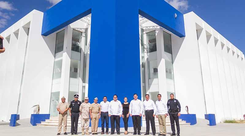 Fortalece grupo de coordinación estrategia de seguridad para BCS: CMD