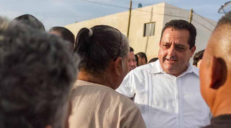 Entrega Carlos Mendoza más obras para el desarrollo económico y social de Los Cabos