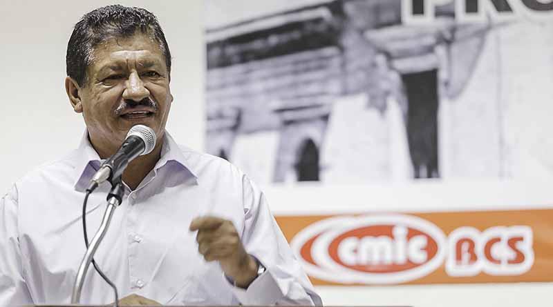 Inaugura Alcalde de La Paz conferencias para responsables de obras