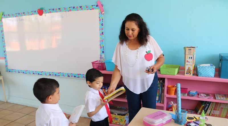 Enseñanza de inglés en las aulas sudcalifornianas ejemplo nacional