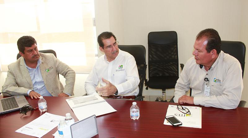 ITES Los Cabos y la SDEMARN colaboran en desarrollo de proyectos productivos