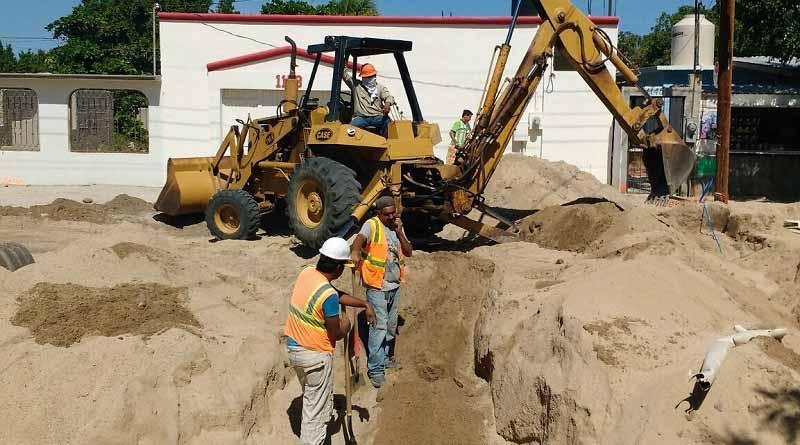 Inician trabajos de pavimentación en tres calles más de Los Cabos: SEPUIT