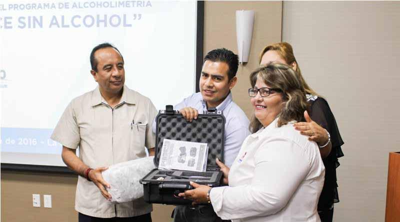 Inicia SSA en diciembre aplicación del alcoholímetro amigable