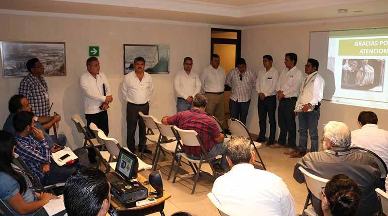 Seguridad y salud laboral son prioridad para el gobierno estatal: Gustavo Hernandez Vela