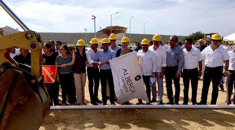 Anuncia Alcalde obra deportiva histórica para Los Cabos, Chileno Bay construirá alberca olímpica en CSL