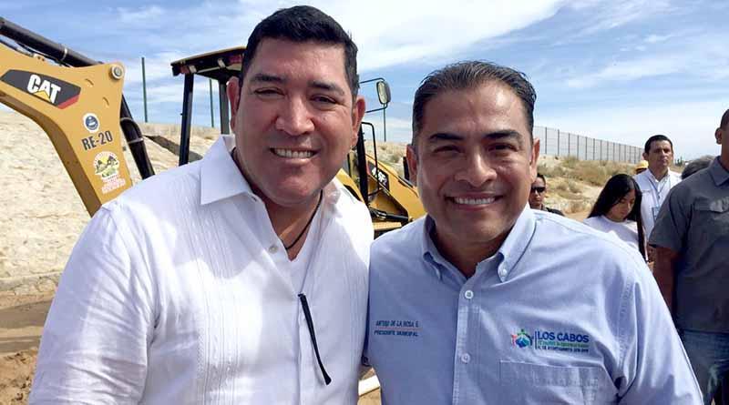 Gobierno de Arturo de la Rosa genera confianza a inversionistas y desarrolladores: Atienzo