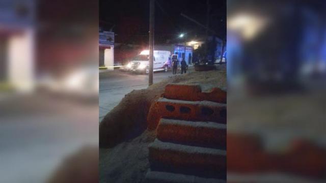 Tres personas heridas por balacera en la colonia Matamoros de Cabo San Lucas