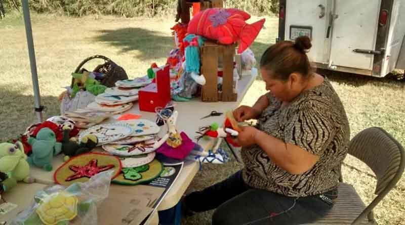 Más de 30 artesanos presentes en el Bazar Navideño Sarahuaro