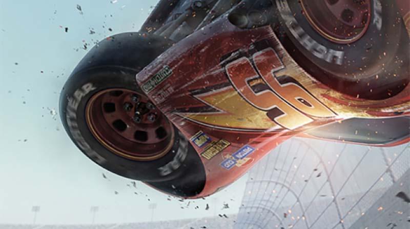 """Dan a conocer primer póster del filme animado """"Cars 3"""""""