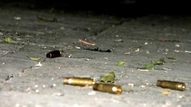 Confirma PGJE utilización de armas de alto calibre en balacera de Miraflores y un herido