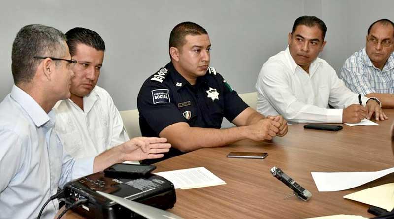 Busca Gobierno Municipal cumplir con estándares internacionales de seguridad, faltan 300 policías
