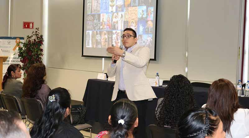 El Instituto Municipal de la Mujer llevo a cabo un ciclo de conferencias sobre violencia de género