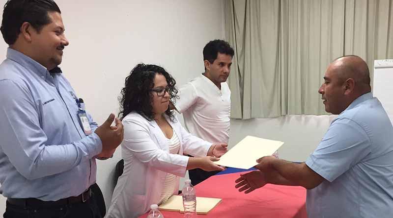 Realizan curso de capacitación para auxiliares de terapia física de las UBR del estado