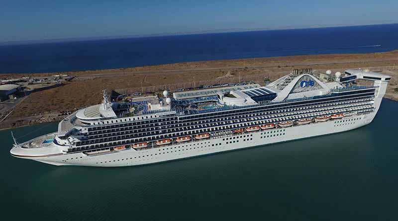 Recibirá CSL 31 cruceros durante noviembre; el 24 habrá cuádruple