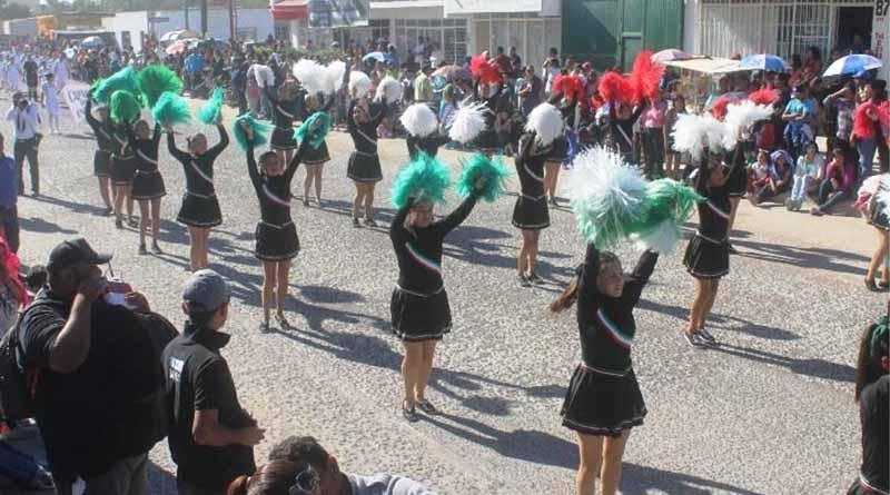Ceremonia por el 106 Aniversario de la Revolución Mexicana