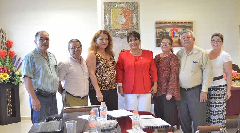 Recibe la Diputada Patricia Ramírez a representativos de Loreto