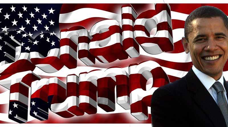 Obama y Trump llaman a reconciliación nacional tras divisoria campaña