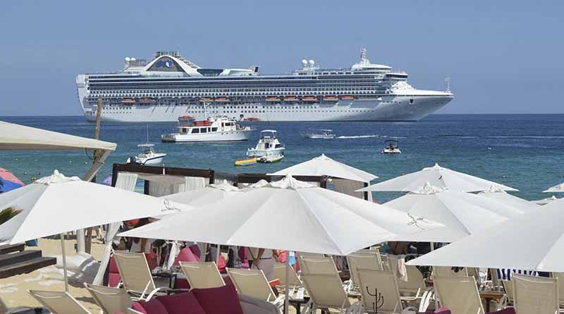 Para el jueves 24 cuádruple arribo de cruceros; llegarán 10 mil cruceristas: Héctor Montaño