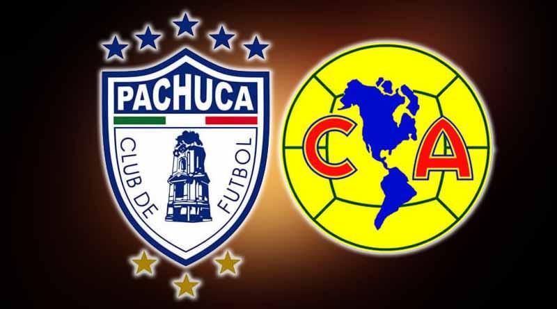 "Pachuca y América enfrentan en duelo con sabor a ""liguilla"""