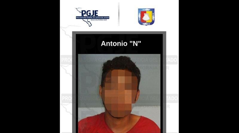 Ingresan en el Cereso a asesino de niña de 4 años de El Caribe de Cabo San Lucas: PGJE