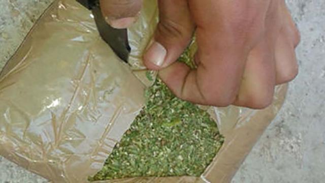 Sentencian a 5 años de prisión a detenido con marihuana y metanfetamina
