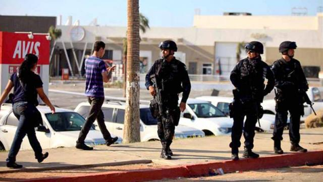 Llegan federales para reforzar seguridad en Los Cabos y La Paz