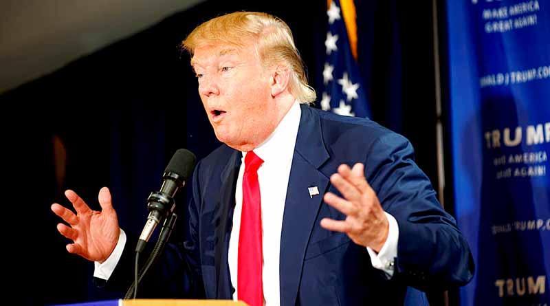 Trump emite su voto en Nueva York tras descalificar encuestas