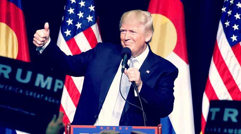 Tendremos buena relación con los países que estén dispuestos a llevarse bien con nosotros: Trump
