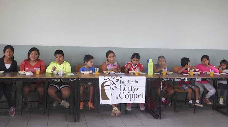 Preocupada Fundación Letty Coppel en combatir desnutrición en CSL