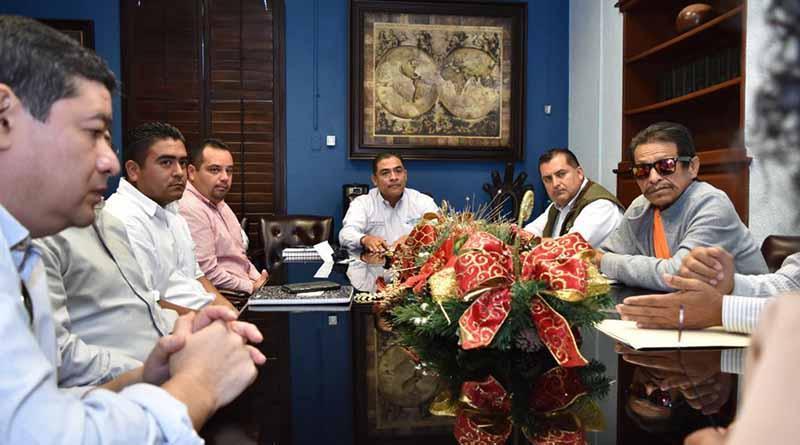 Alcalde y ciudadanos inician mesas de trabajo sobre seguridad y servicios públicos