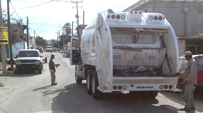 Servicios Públicos mantiene una eficiente recolección de basura en fiestas decembrinas
