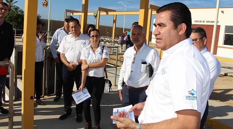 Se optimizará la planta de tratamiento de aguas residuales cangrejos en CSL
