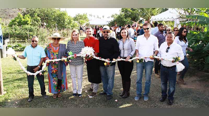 """Con éxito realizan """"Sabor a Cabo Rural""""  en huerta orgánica los tamarindos en SJC"""