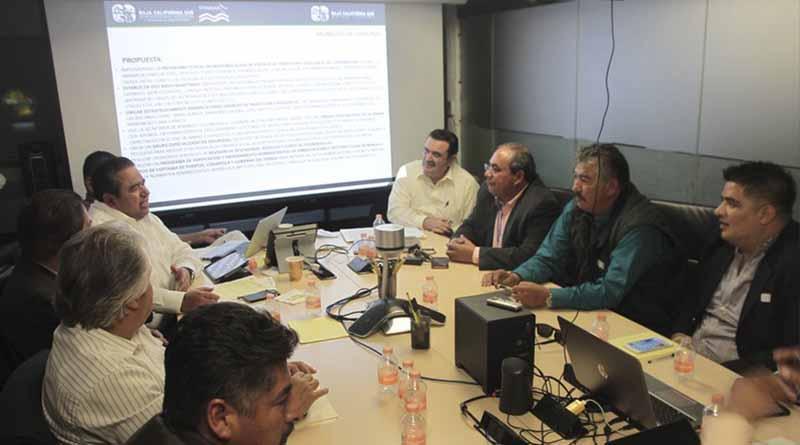Presentan ante CONAPESCA análisis sobre inspección y vigilancia