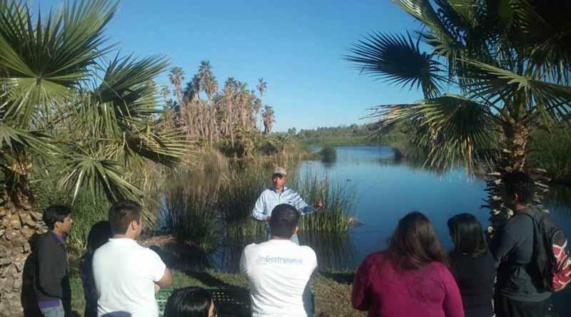 Se promueve a estudiantes visitas guiadas al Estero Josefino