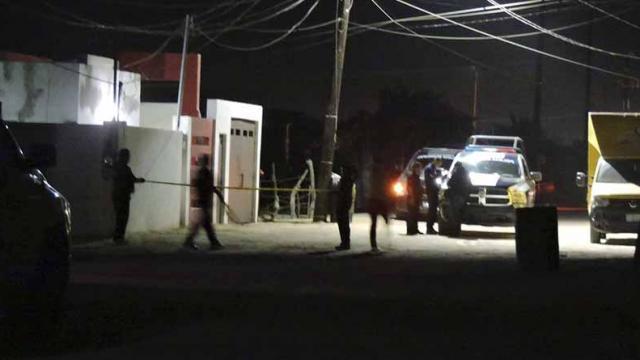 Confirma PGJE tres muertos y una herida por balacera en San José del Cabo