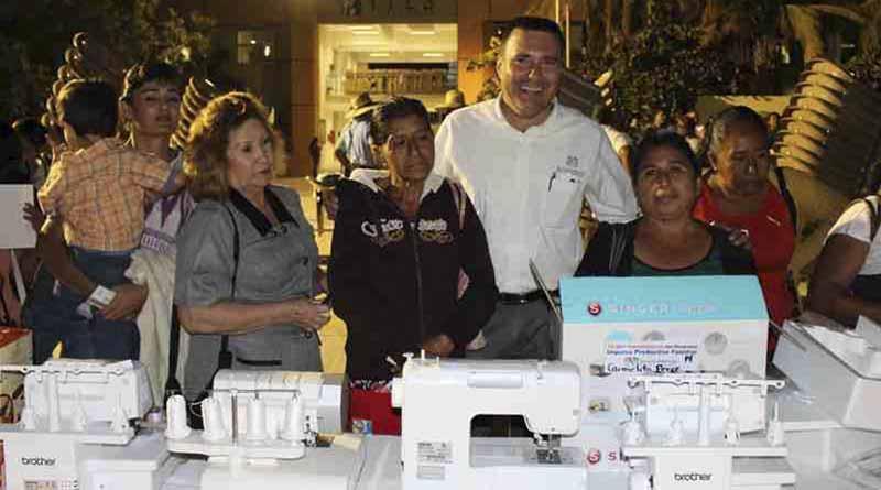 Más oportunidades para las familias en situación de vulnerabilidad; SEDESO