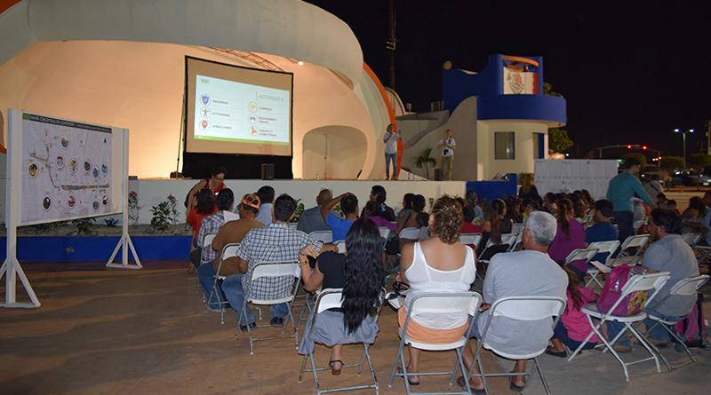 Trabajan INPLAN y FOIS en proyecto del parque integral constituyentes de Cabo San Lucas